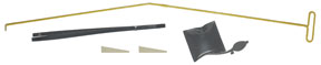 LTI Tools 2pc Easy Access Kit LOC-140