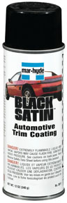 Mar-Hyde Black Satin Aerosol MHD-3811