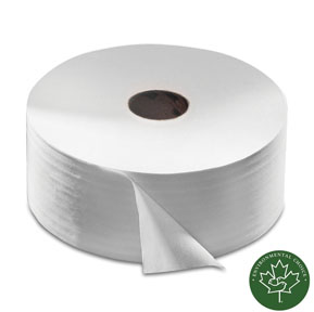 Tork Bath Tissue Jumbo Roll, Pack of 6 MOL-12021502