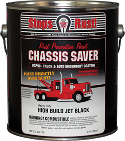 Magnet Paint Co Chassis Saver™ Gloss Black, 1 Gallon MPC-UCP99-01