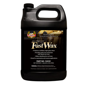 Presta Gallon VOC Compliant Fast Wax PST-134101