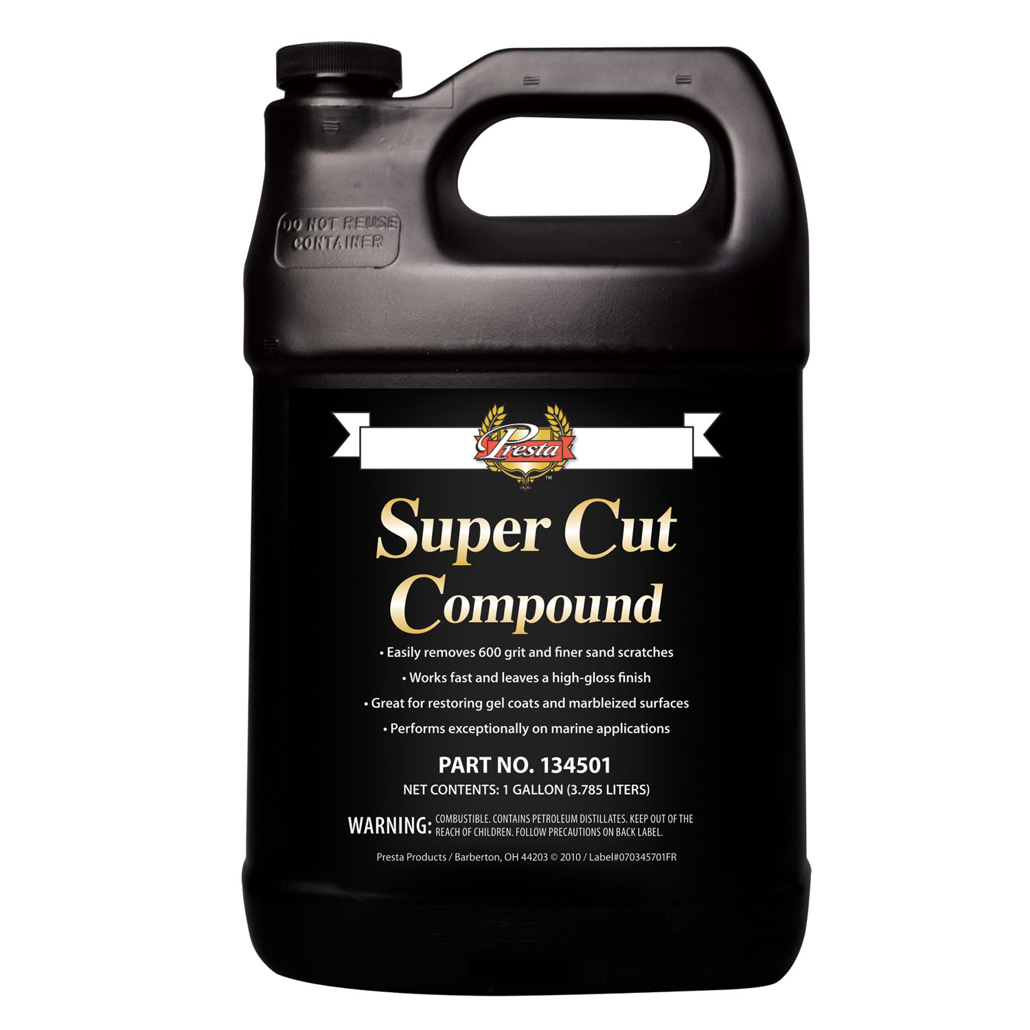 Presta Supercut Compound PST-134501