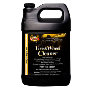 Presta Non-Acid Tire & Wheel Cleaner, 1 Gallon PST-135601