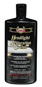 Presta Headlight Restoration Creme PST-136816