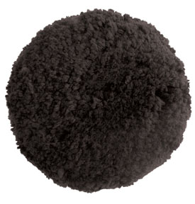 Presta Single Sided Black Wool Cutt PST-890140