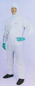 Shoot Suit, Medium, White SHO-2001W
