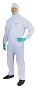 Shoot Suit, Large, White SHO-2002W