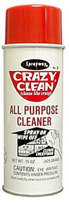 Sprayway Crazy Clean® All Purpose Cleaner SPR-30