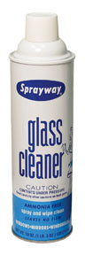 Sprayway Glass Cleaner SPR-50