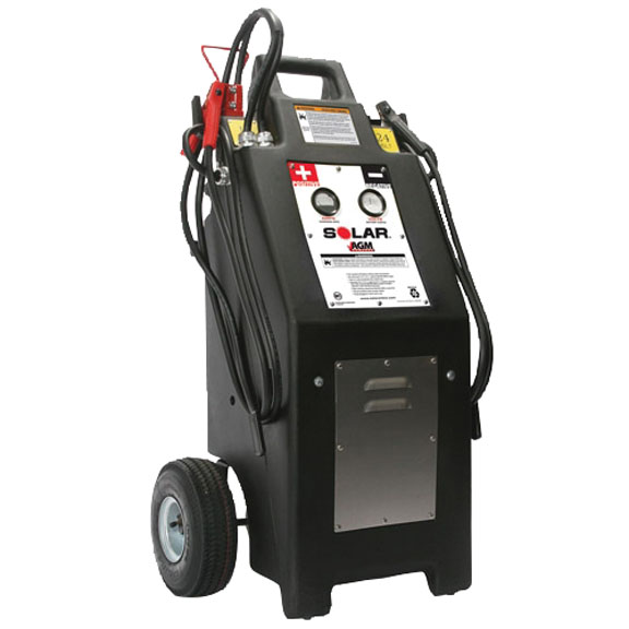 Heavy Truck 12 24 Volt Commercial Charger Starter With Agm