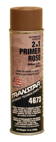 Transtar 2 in 1 Primer, Rose TRE-4673