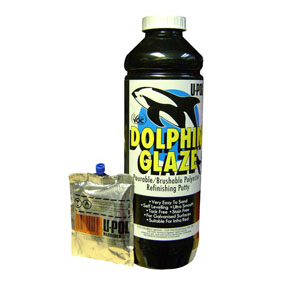 U-POL Products Dolphin Brushable Putty, 30oz UPL-UP0713