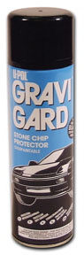 U-POL Products Aerosol Gray Gravi-Gard Stone Chip UPL-UP0732