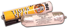 U-POL Products Tiger Seal™ White Adhesive and Sealant, Sausage UPL-UP0771