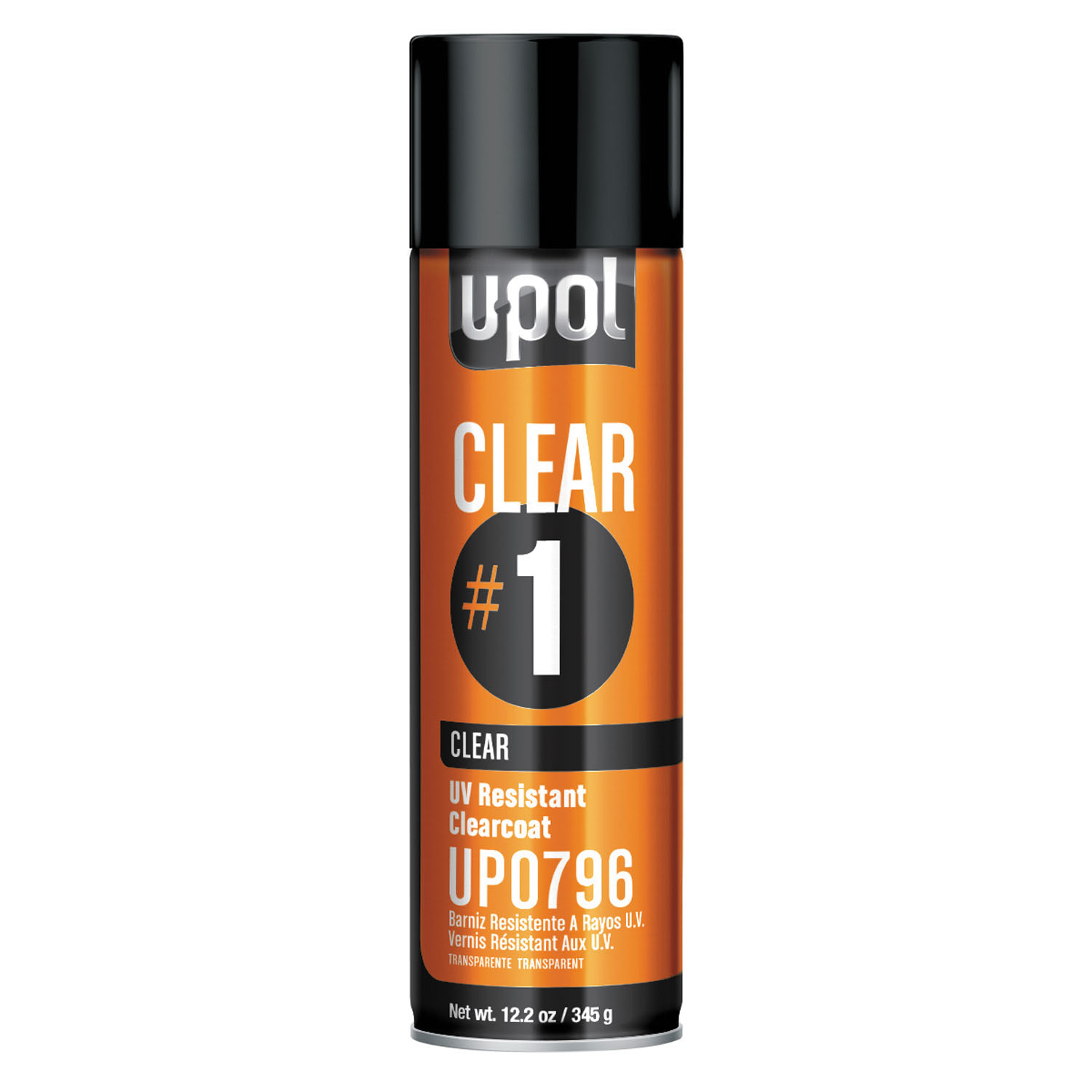 U-POL Products Clear #1 - UV Resistant Clear Coat UPL-UP0796