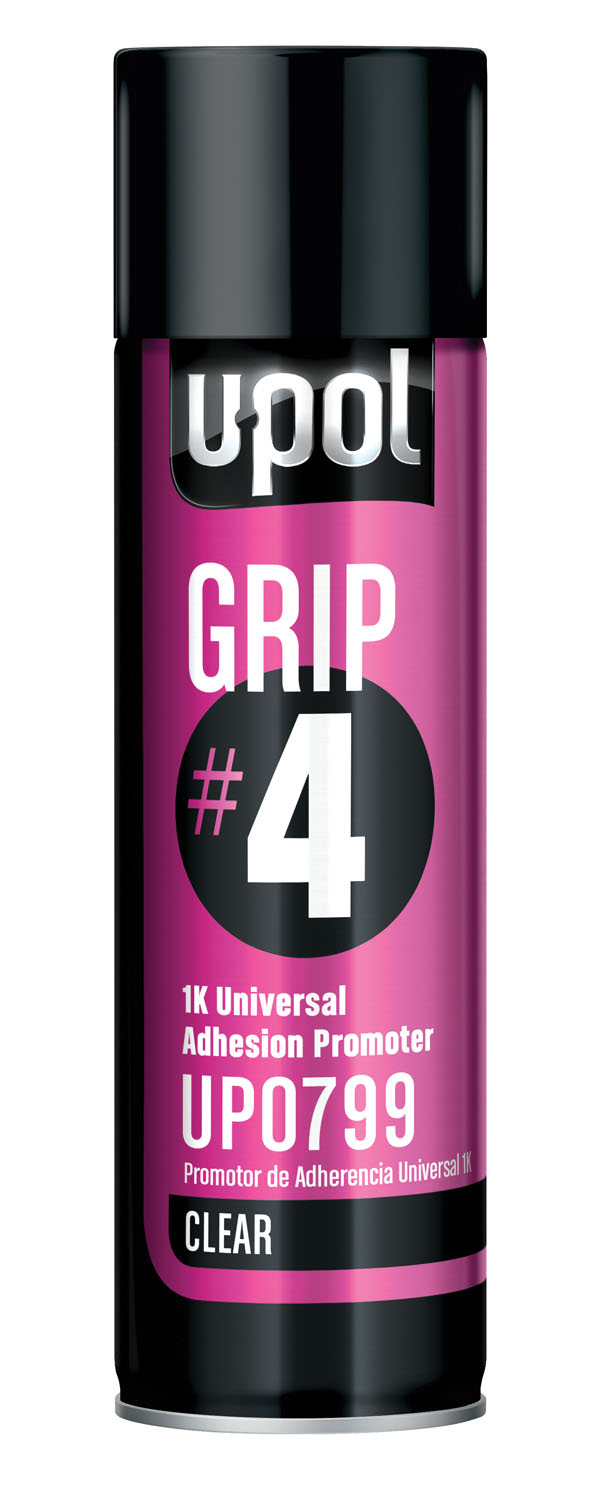U-POL Products Grip #4 Universal Adhesion Promoter, Aerosol UPL-UP0799
