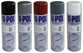 U-POL Products .5l Power Can Zinc Weld Aerosol UPL-UP0833