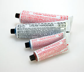 U.S. Chemical & Plastics Red Cream Hardener 2-3/4 oz. USC-27007