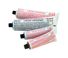 U.S. Chemical & Plastics Red Cream Hardener in Bulk Pack 4 oz. USC-27110