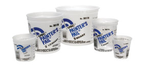 U.S. Chemical & Plastics Painter's Pail™ Lid for 1-Quart Pail USC-36175