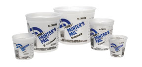 U.S. Chemical & Plastics Painter's Pail™ Lid for 2-1/2 Quart Pail USC-36177