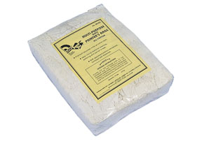 U.S. Chemical & Plastics Multi-Purpose Painter's Rags 10 lb. Package USC-36185
