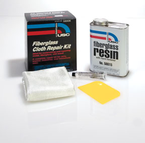 U.S. Chemical & Plastics Fiberglass Repair Kits Quart Repair Kit (Mat) USC-58005