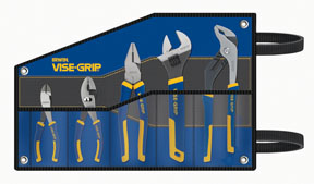 Vise Grip 5 Piece Pro-Pliers Bag Set VSG-2078708