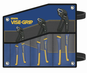 Vise Grip 3 Piece GrooveLock Kitbag Set VSG-2078711