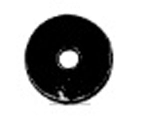 "W & E Fasteners Steel Rivet Backup Washers, Plated, 3/16"", Package of 500 - WEF-2194"