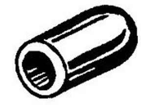 W & E Fasteners Vacuum Caps Gm, Ford, Chrysler And Universal, Package Of 25 - WEF-2989