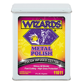 Wizard Metal Polish™, 3.3oz. WIZ-11011