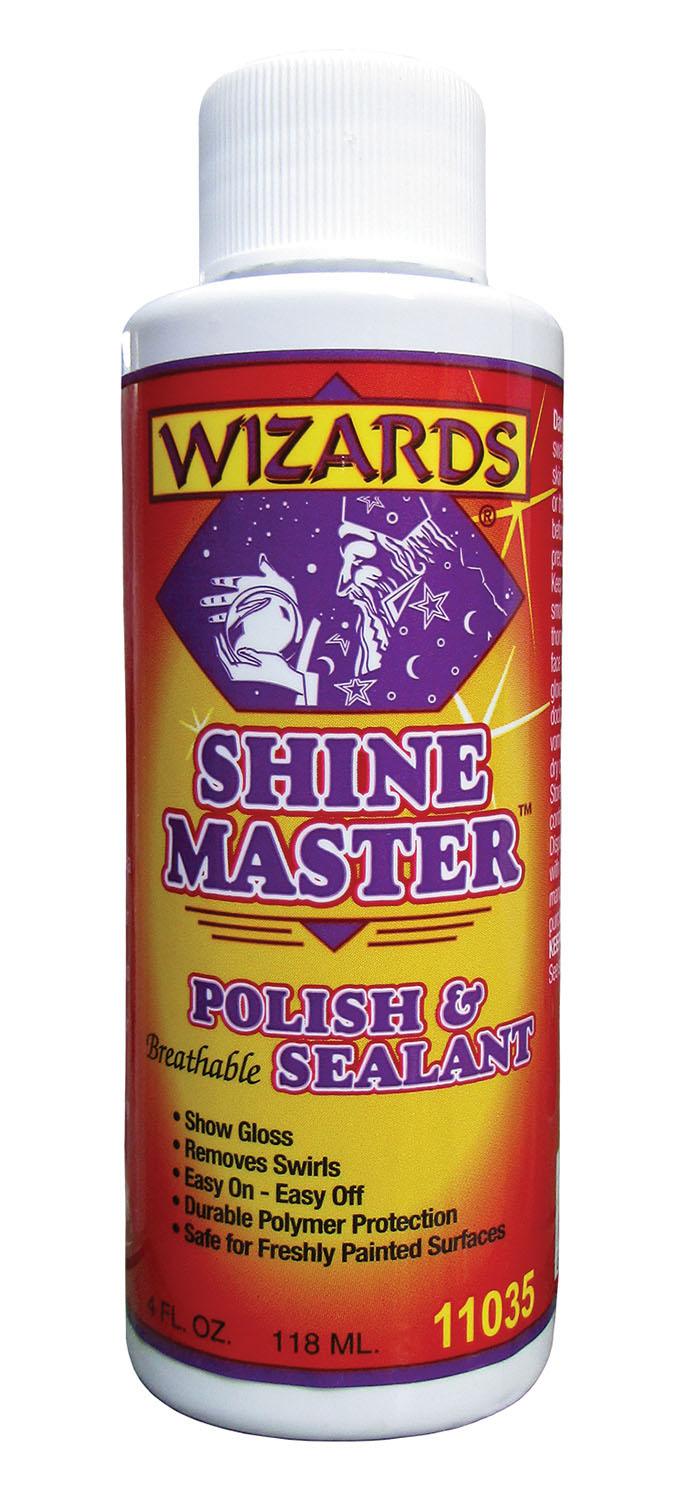 Wizard 4oz Shine Master WIZ-11035