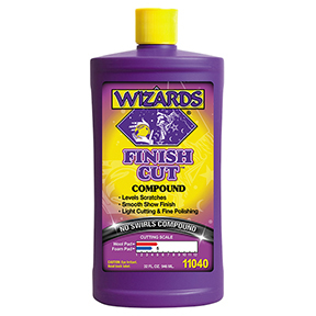 Wizard 32oz. Finish Cut™ WIZ-11040