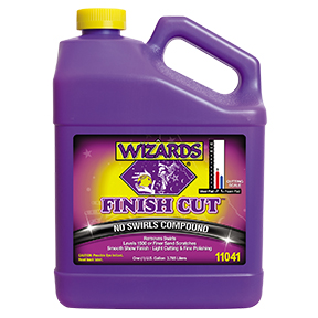Wizard Finish Cut Compound Gallon Size WIZ-11041