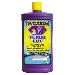 Wizard 32oz. Turbo Cut™ WIZ-11044
