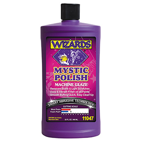 Wizard Mystic Polish Machine Glaze, 32oz WIZ-11047