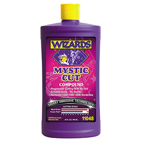 Wizard 32 Oz Mystic Cut Compound WIZ-11048