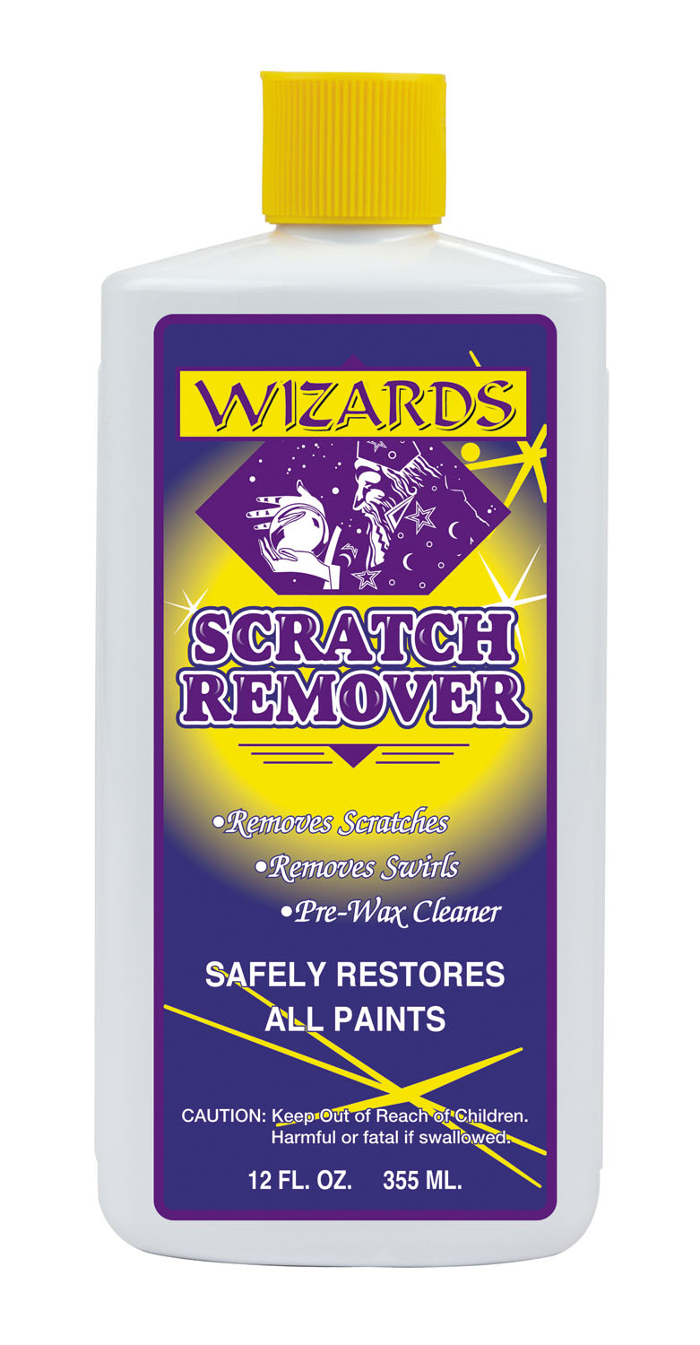 Wizard 12oz Scratch Remover WIZ-11049
