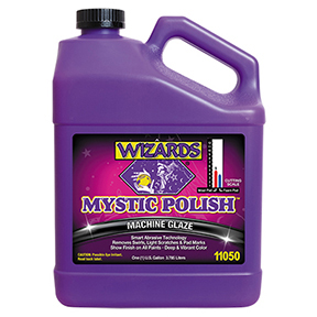 Wizard Mystic Polish Machine Glaze, Gallon WIZ-11050
