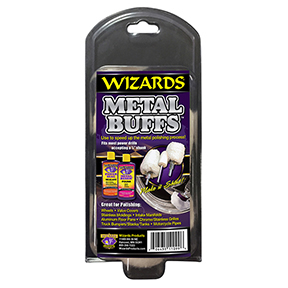 Wizard Metal Buffs Kit WIZ-11099