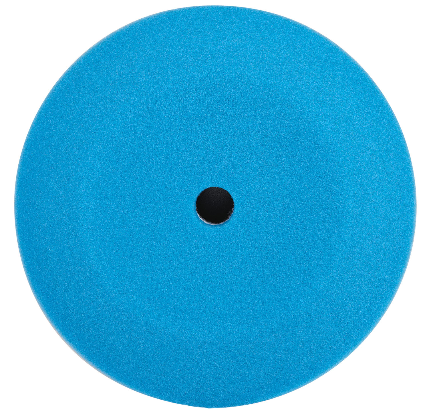 "Wizard 8"" Foam Finish 2 Blue Pad WIZ-11209"