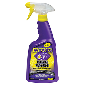 Wizard Bike Wash, 22oz. WIZ-22086