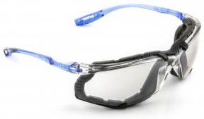 3M Company Virtua™ Clear CCS Protective Eyewear with Foam Gasket & Mirrored Anti-Fog Lens