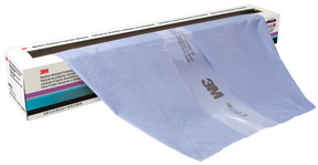 3M Company Moisture Resistant Protective Sheeting, 16 ft x 250 ft