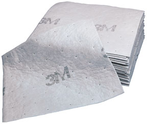 3M Company Maintenance Sorbent Pad, PN 07164, High Capacity