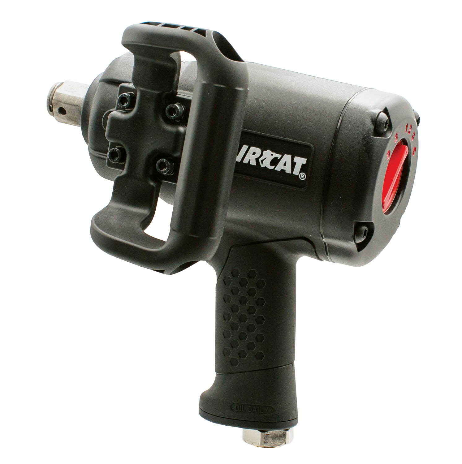 "AIRCAT 1"" Low Weight Impact Wrench"