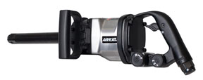 """AIRCAT 1"""" x 8"""" Low Weight Extended Impact Wrench"""