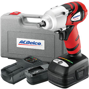 """AC Delco 18V 3/8"""" Impact Wrench"""