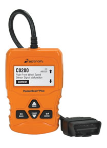 Actron PocketScan Plus ABS OBD-II and CAN